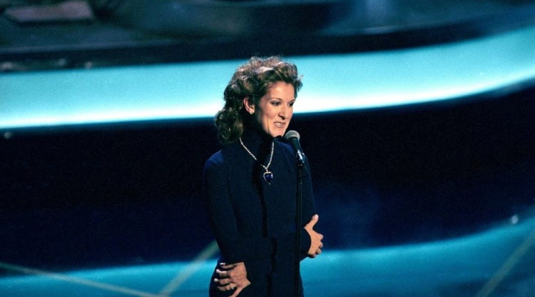 And The Winner Goes To…Celine Dion