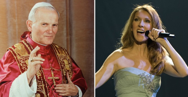 The Pope Loved Her