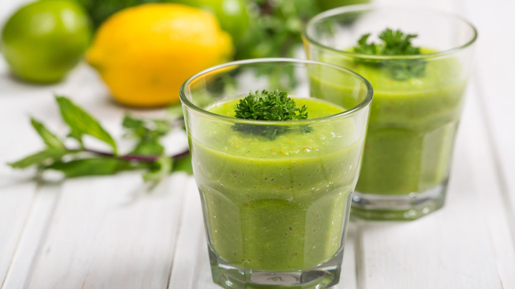 Green Up N Go Smoothie