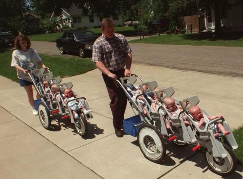 Futuristic Strollers
