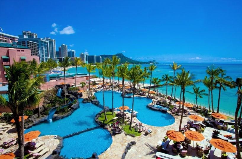 Waikiki Hawaai