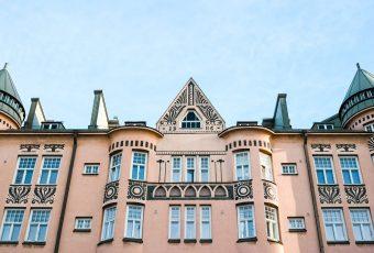 Stunning Finnish Architecture