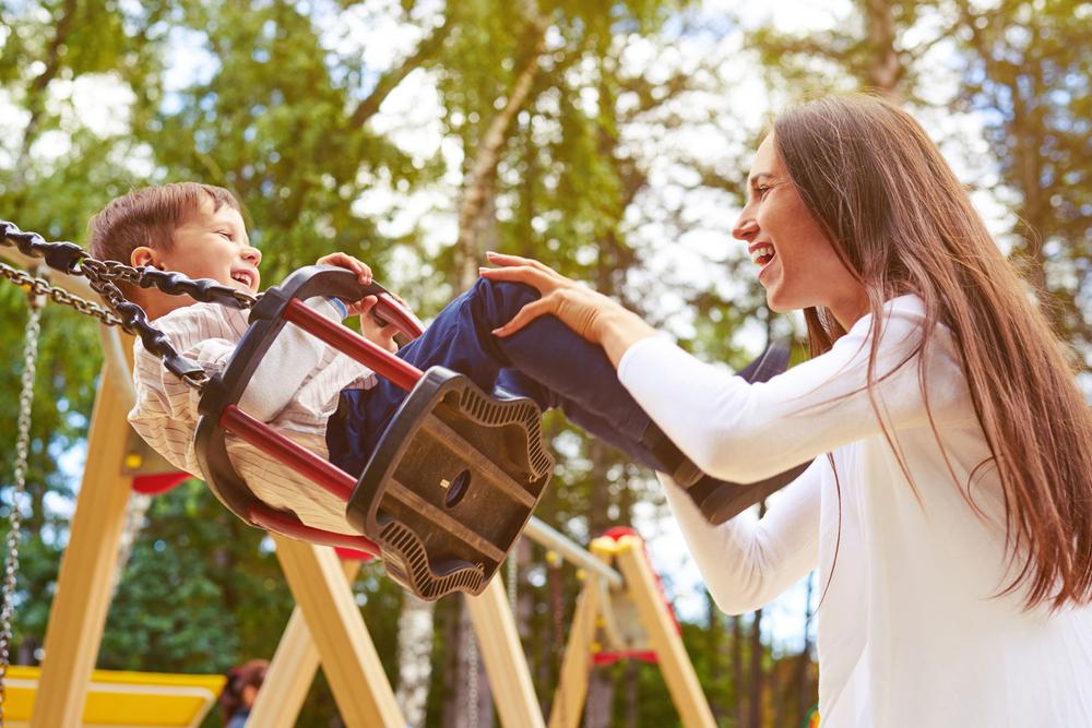 Maintain Swings & Playground Sets