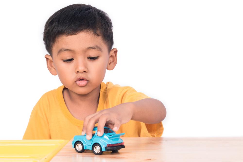De-Squeak Toy Car Wheels