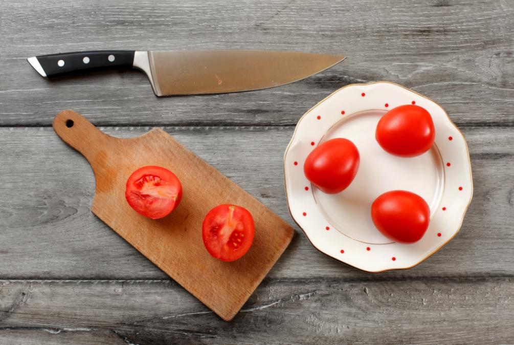 Remove Tomato Stains
