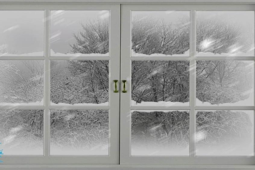 Prevent Snow Buildup