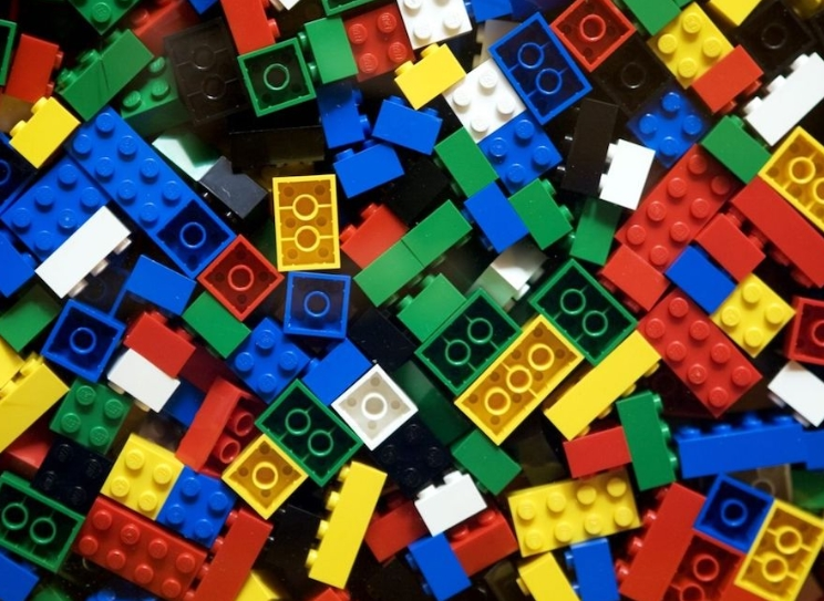 Separate Stuck Legos