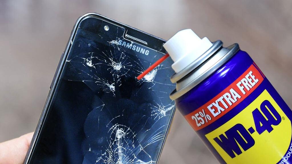 Temporary Phone Screen Fix