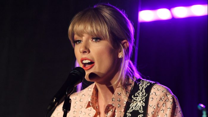 Taylor Announces New Album