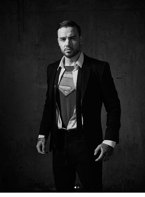 Liam Payne - Superman/Clark Kent