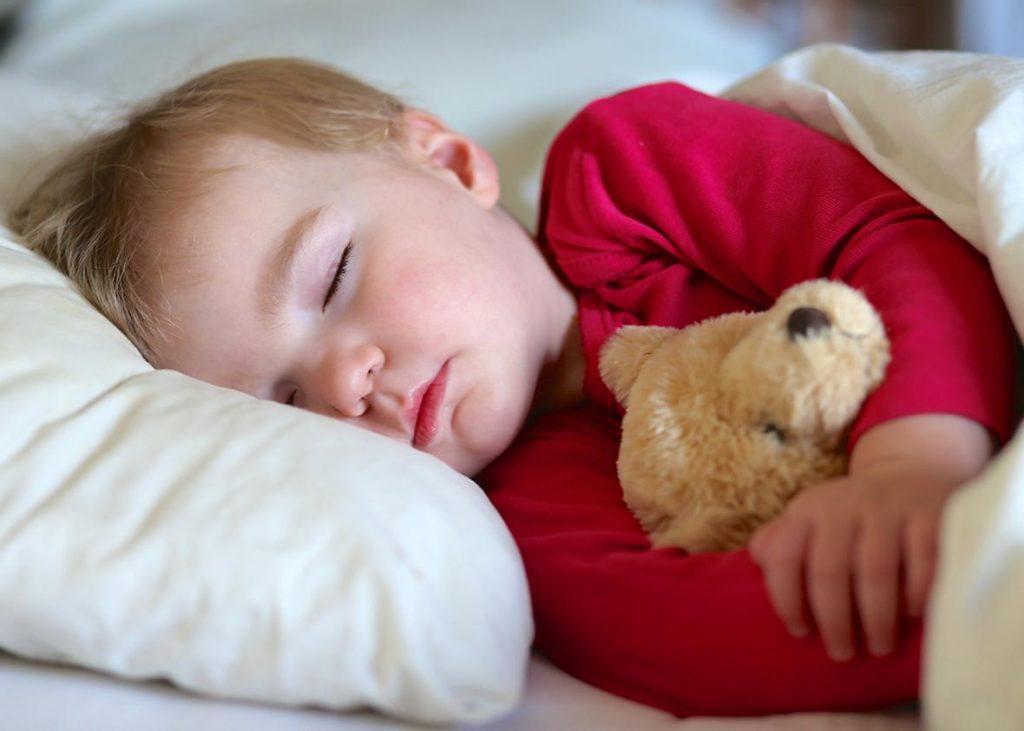 Young Child Asleep