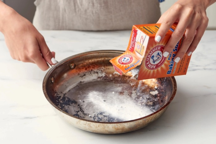 Pot And Pan Cleaner