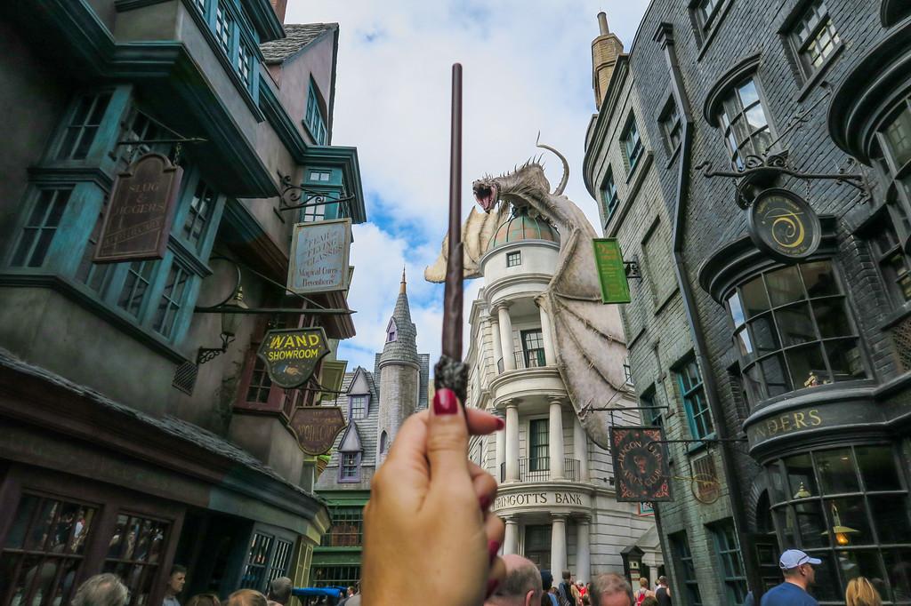 Wizarding World Of Harry Potter In Orlando