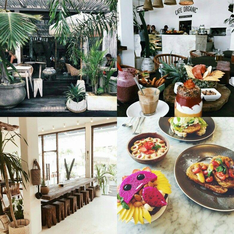 Cafe Organic In Bali