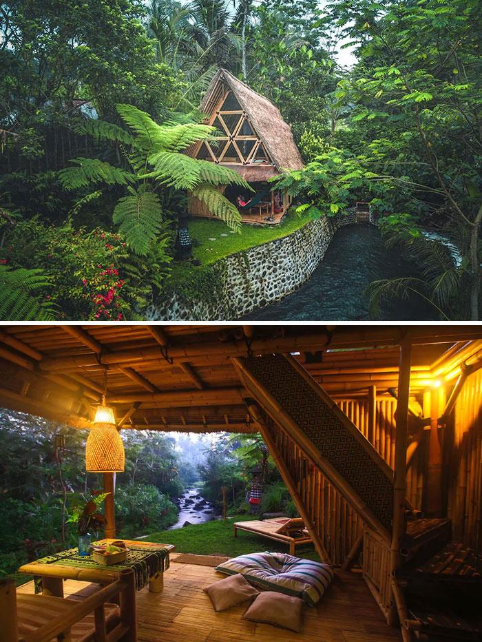 Eco Bamboo Home Bali