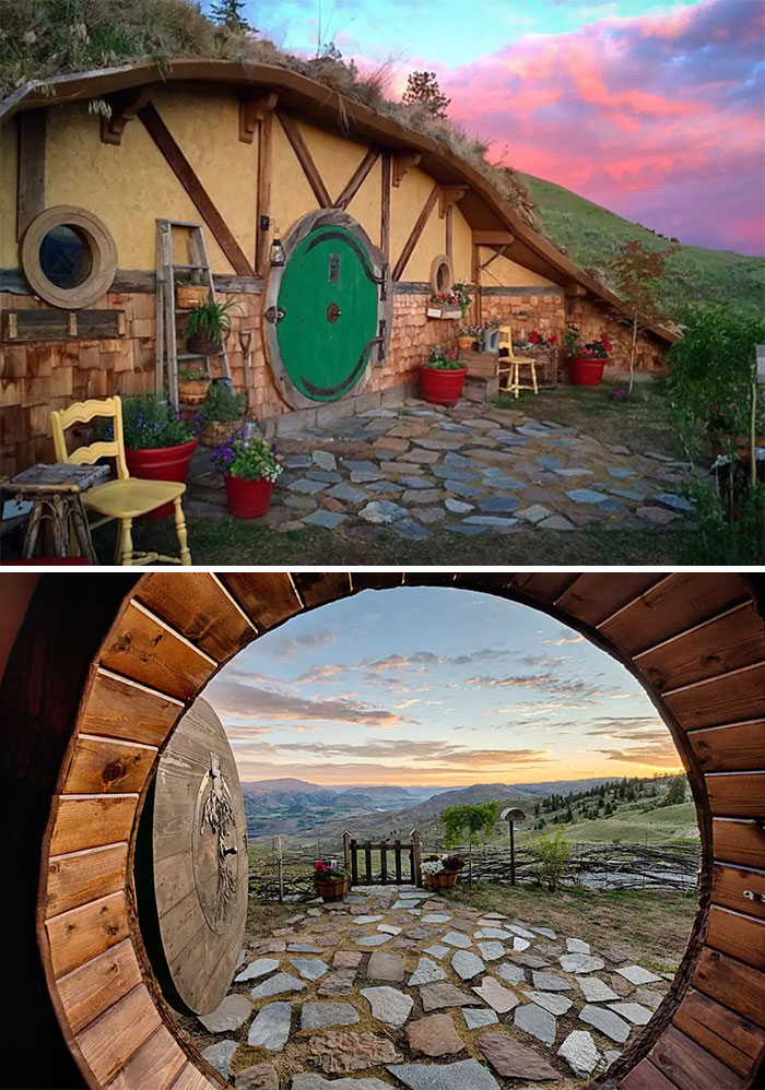 Underground Hygge Orondo, Washington