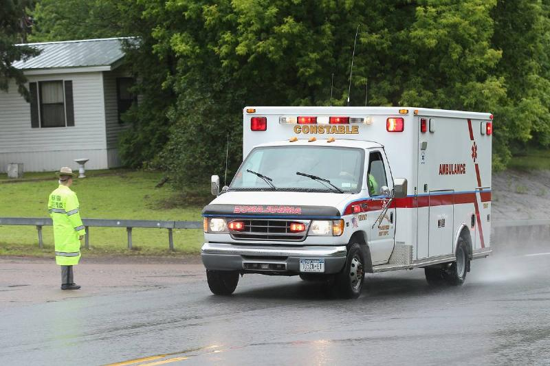 The Arrival Of The EMTs