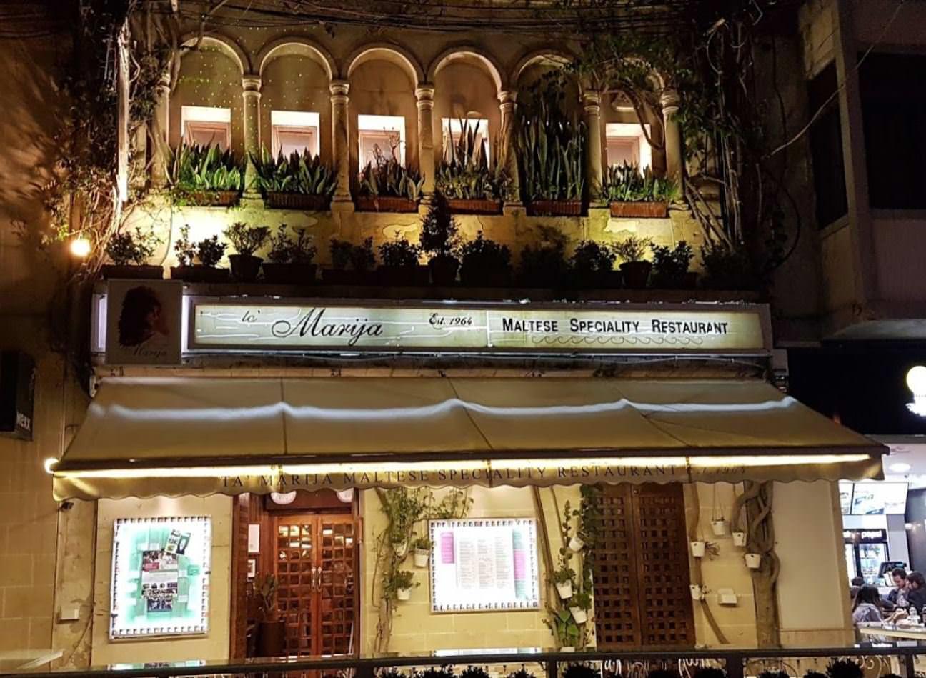 Ta'Marija Restaurant