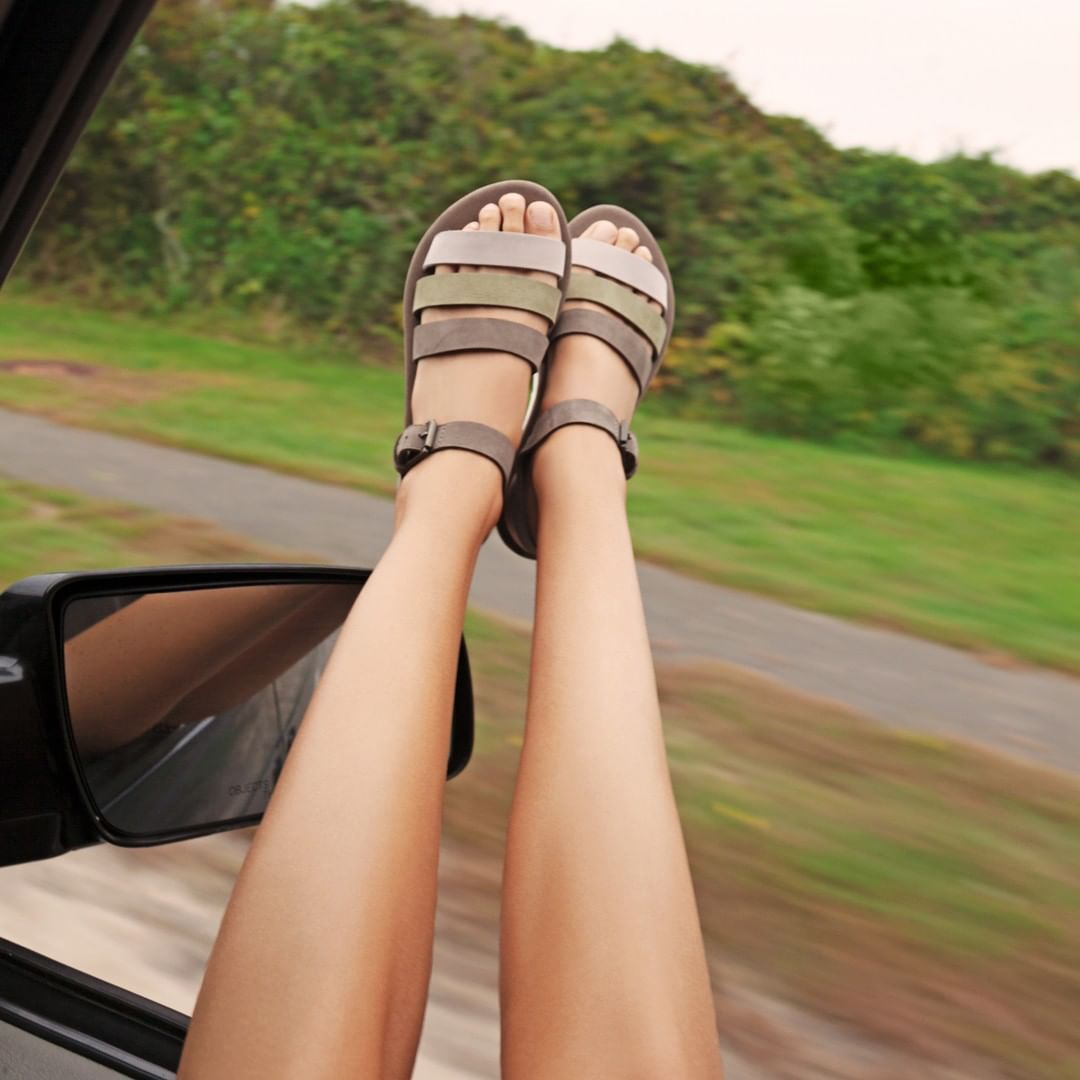 Comfortable Sandals Are Essential