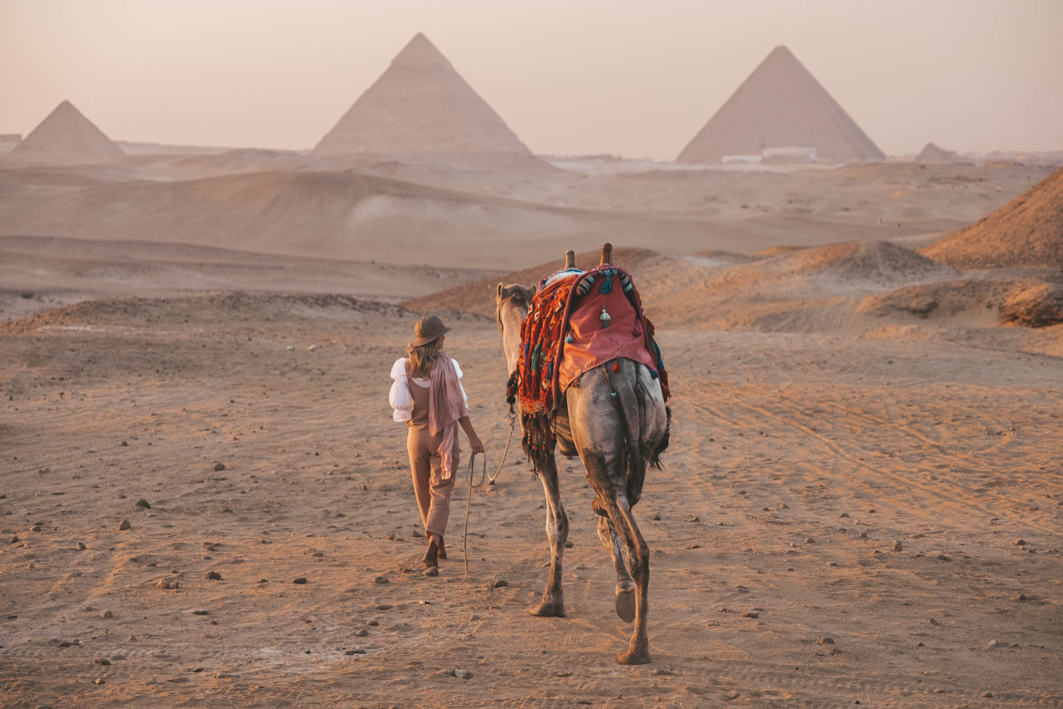Traveling In Egypt