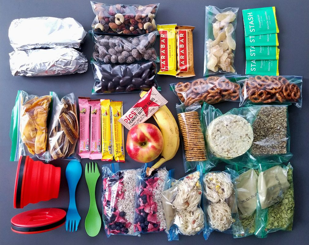 Pack Safe Food Ahead Of Time