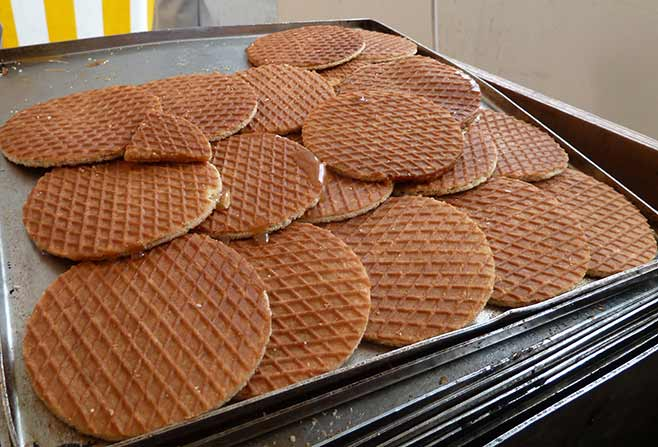 More Than Just Stroopwafels