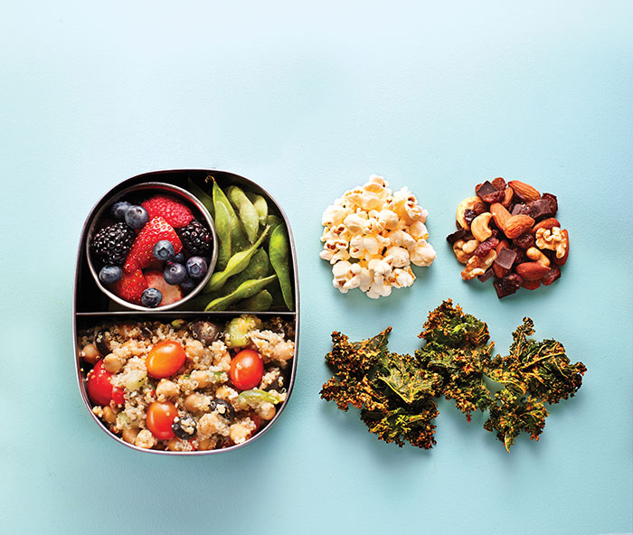 Pack Your Own Healthy Snacks